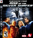 Fantastic 4 : Rise of the Silver Surfer - PS3
