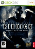 The Chronicles of Riddick : Assault on Dark Athena - Xbox 360
