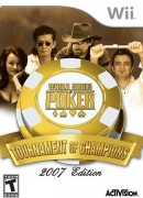 World Series of Poker : Tournament of Champions - Wii