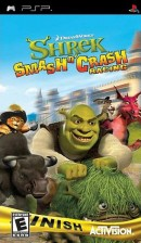 Shrek Smash N' Crash Racing - PSP