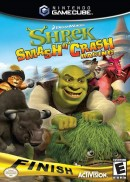 Shrek Smash N' Crash Racing - Gamecube