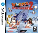 Worms Open Warfare 2 - DS