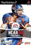NCAA Football 08 - PS2