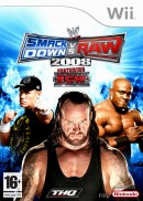 WWE SmackDown ! Vs. RAW 2008 - Wii