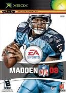 Madden NFL 08 - Xbox