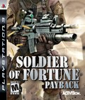 Soldier of Fortune : Payback - PS3