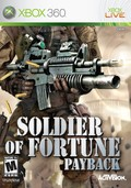 Soldier of Fortune : Payback - Xbox 360