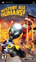 Destroy All Humans ! Lâchez le Gros Willy ! - PSP