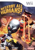 Destroy All Humans ! Lâchez le Gros Willy ! - Wii
