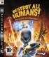 Destroy All Humans ! En Route vers Paname ! - PS3