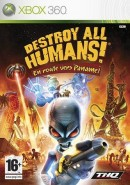 Destroy All Humans ! En Route vers Paname ! - Xbox 360