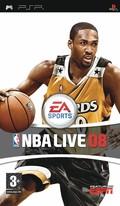 NBA Live 08 - PSP