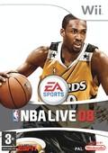 NBA Live 08 - Wii