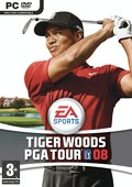 Tiger Woods PGA Tour 08 - PC