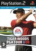 Tiger Woods PGA Tour 08 - PS2