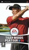 Tiger Woods PGA Tour 08 - PSP