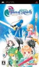 Tales of Rebirth - PSP
