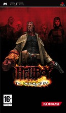 Hellboy : The Science of Evil - PSP