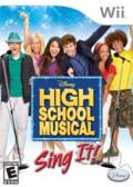 High School Musical : Tous en scène - Wii