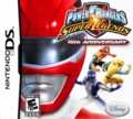 Power Rangers : Super Legends - DS