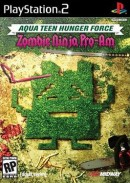Aqua Teen Hunger Force Zombie Ninja Pro-Am - PS2