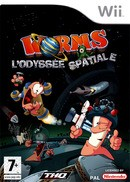 Worms : A Space Oddity - Wii