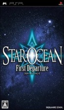 Star Ocean : First Departure - PSP