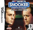 World Snooker Championship Season 2007 - 08 - DS