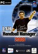 LNH Handball Manager 2008 - PC