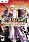 Phantasy Star Universe : Ambition of the Illuminus - PC