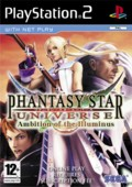 Phantasy Star Universe : Ambition of the Illuminus - PS2
