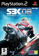 SBK 08 : Superbike World Championship - PS2