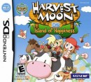 Harvest Moon : Ile Sereine - DS