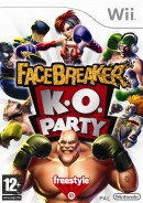 FaceBreaker K.O. Party - Wii