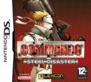Commando : Steel Disaster - DS