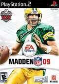 Madden NFL 09 - PS2