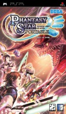 Phantasy Star Portable - PSP