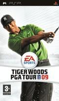 Tiger Woods PGA Tour 09 - PSP