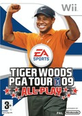 Tiger Woods PGA Tour 09 - Wii