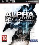 Alpha Protocol - PS3