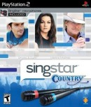 SingStar Country - PS2