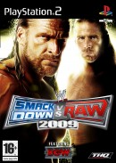 WWE Smackdown vs Raw 2009 - PS2