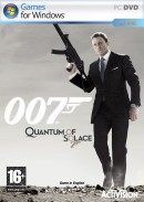 James Bond 007 : Quantum of Solace - PC