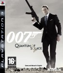 James Bond 007 : Quantum of Solace - PS3