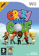 Crazy Mini Golf - Wii