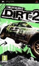 Colin McRae : DiRT 2 - PSP