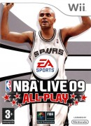 NBA Live 09 All-Play - Wii