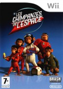 Les Chimpanzes de l'Espace - Wii
