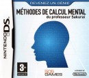 Devenez un Genie : Methodes de Calcul Mental du Professeur Sakurai - DS