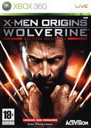 X-Men Origins : Wolverine - Xbox 360